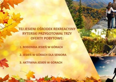 Jesień w górach na wyciągnięcie ręki