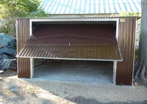 Garaż 4x5 W KOLORZE PALETA RAL !!!